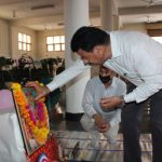 Department of Mechanical Engineering of UIT Celebrates 'Vishwakarma Puja'