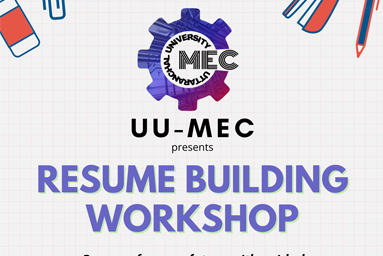 "Teacher's Day celebrated at Department of Mechanical Engineering along with Workshop on ""Resume Building"""