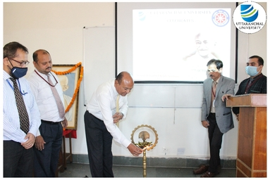School of Applied & Life Sciences Celebrates Gandhi Jayanti