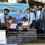 Uttaranchal Institute of Pharmaceutical Sciences conducts 'Clothes Donation Campaign'