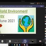 Uttaranchal Institute of Pharmaceutical Sciences celebrates 'World Environment Day 2021'