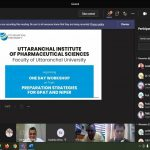 Uttaranchal Institute of Pharmaceutical Sciences organizes a National Virtual Workshop on 'Preparation Strategies for GPAT and NIPER'