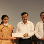Uttaranchal University Acknowledged and Commended the Contribution of Corona Victim Dr. Nirmal Chandra Uniyal  Provided a Financial Assistance of Rs. 500,000/-(Five Lakh)
