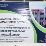 """Uttaranchal Institute of Pharmaceutical Sciences inaugurates Two-Week Faculty Development Programme on """"Research Methodology and Data Analytics"""""""