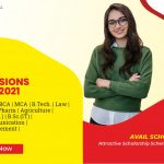 Uttaranchal University Admissions – Avail Scholarship Seat before 31-Oct-2021. Last Few Seat Only. Hurry!!!