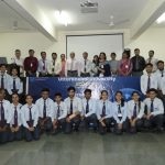 The Globe (Global Learning and Observation to Benefit the Environment) Club of Uttaranchal Institute of Management